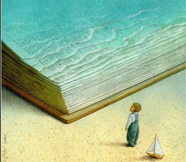 Książki ocean możliwości