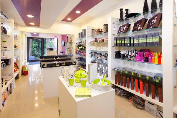 Wnętrze jednego ze sklepów Decorto - zdjęcie pobrane z witryny sklepu.