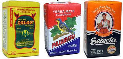 Najlepsze marki yerba mate dostępne w sklepie - zdjęcie z fanpage'a sklepu na Faceboku.