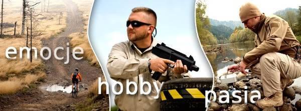 Sprzęt do męskiego hobby - zdjęcie z fanpage'a Hobby4Men na Facebooku.