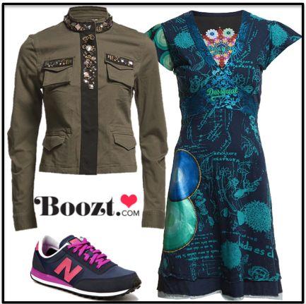 Modne kolekcje w Boozt.com - zdjęcie z fanpage'a sklepu na Facebooku.