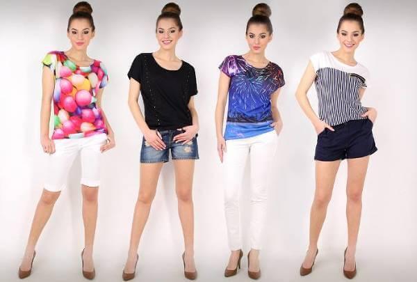 Modne stylizacje z Butik - zdjęcie z fanpage'a sklepu na Facebooku.