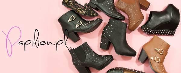Nowoczesne i modne obuwie z Papilion - zdjęcie z fanpage'a sklepu na Facebooku.