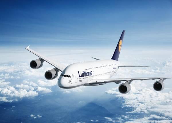 Samolot Lufthansy - zdjęcie z fanpage'a Lufthansa na Facebooku.