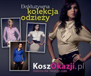 Kolekcje bielizny i odzieży w Kosz Okazji - zdjęcie z fanpage'a sklepu na Facebooku.