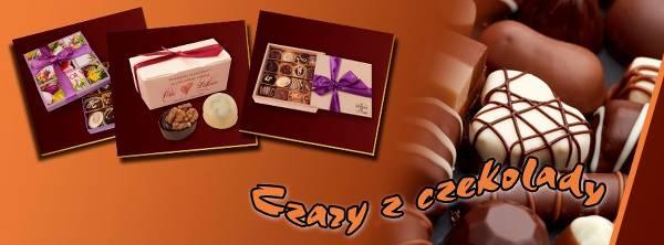 Czekoladowe upominki z ChocoBox - zdjęcie z fanpage'a sklepu na Facebooku.