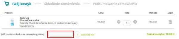 koszyk strefaurody.pl