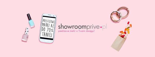 Oszczędzaj na znanych markach z Showroomprive.pl