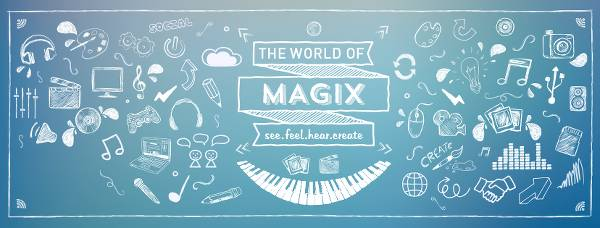 Magix - oprogramowanie