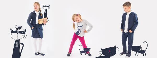 Endo ubranka dla dzieci