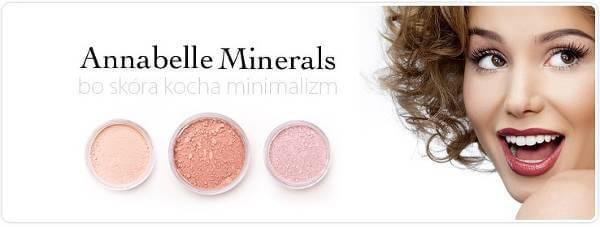 Annabelle Minerals - kosmetyki mineralne