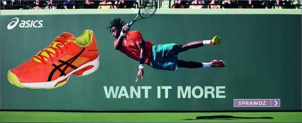 strefa tenisa - produkty do tenisa