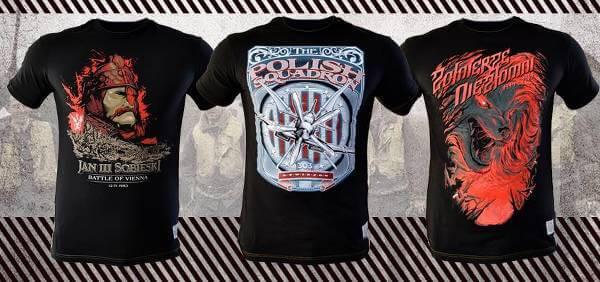 Epic - koszulki patriotyczne