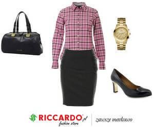 Zestaw biznesowy z kolekcji Riccardo