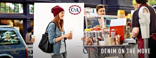 C&A - Denim on the Move