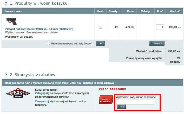 militaria.pl koszyk