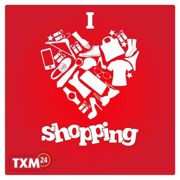 TXM24 - I love shopping