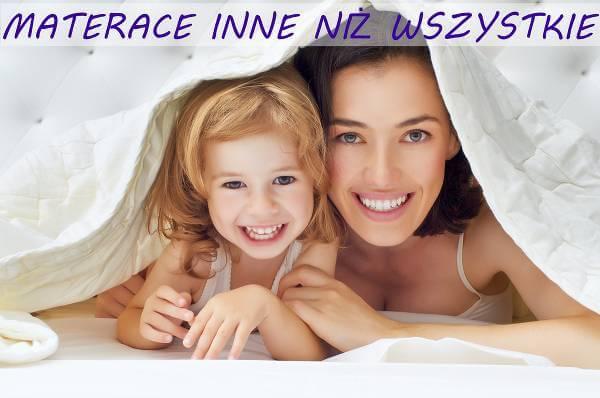 Czasnasen.pl wyjątkowe materace