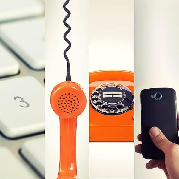 Orange - telefony