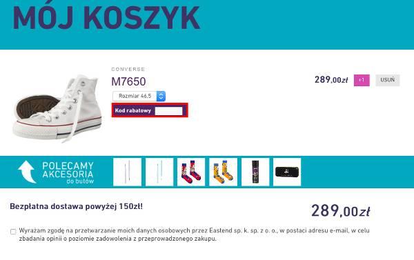 eastend.pl koszyk