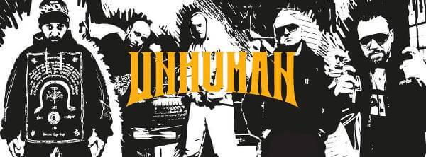 Unhuman - streetwear