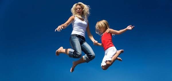 ABCfitness - trampoliny