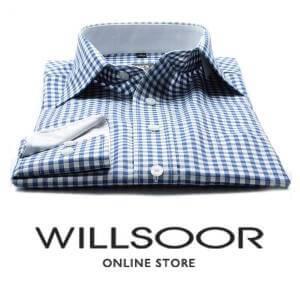 Eleganckie koszule w Willsoor - zdjęcie z fanpage'a sklepu na Facebooku.