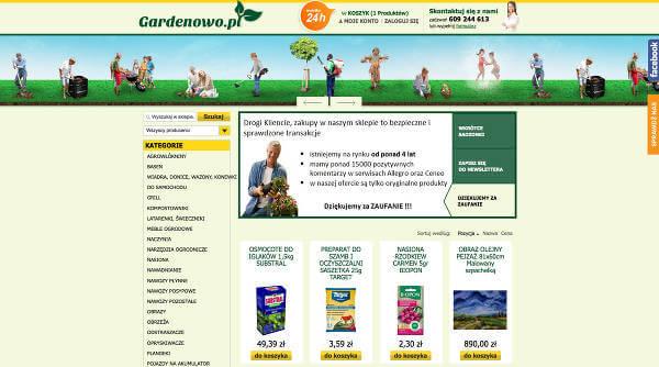 Gardenowo.pl strona