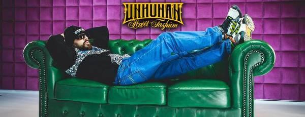 Unhuman - odzież streetwearowa