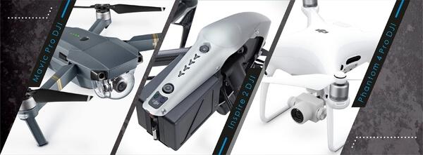 drony - technologia dla ciebie
