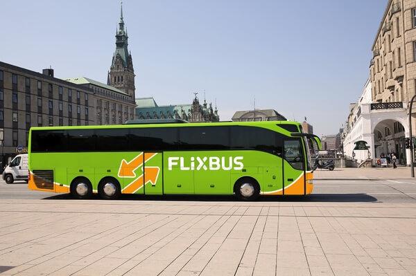 flix bus wycieczki